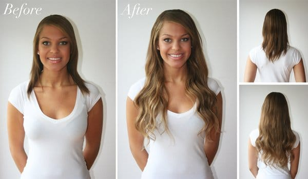 Bring about longer and more beautiful hair with extensions that last up to 6 months.