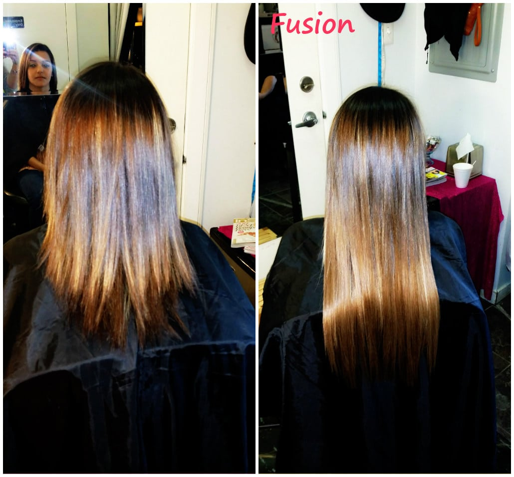 Fusion Hair Extensions In Chicago Prices Of Remy Hair