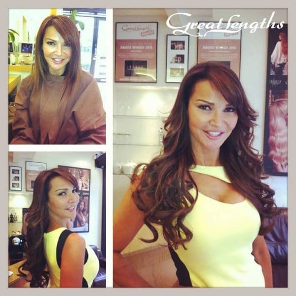 Our Chicago Salon can apply Great Lengths Hair Extension Systems