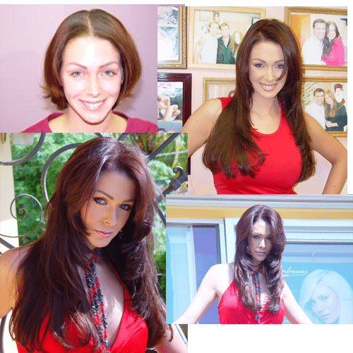 Hairdreams hair extensions salon top quality real hair hairdreams pmusecretfo Images