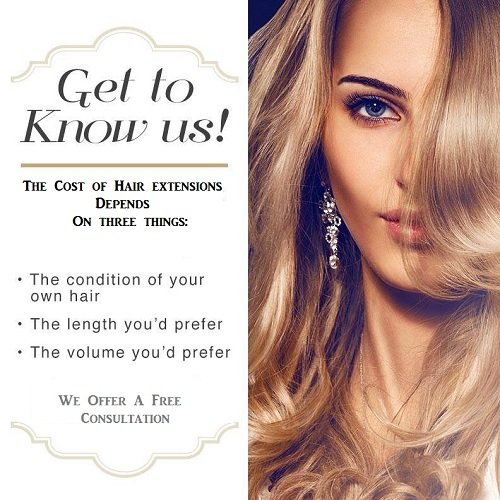 Hair extensions faq chicago hair extensions salon hair extensions prices pmusecretfo Image collections