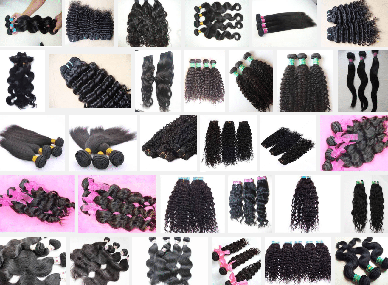 Types of hair extensions application methods types of hair extensions pmusecretfo Gallery