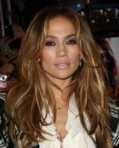Jennifer Lopez Beautiful Hair Weaves