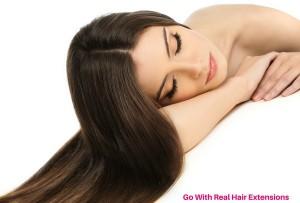 Hair Extensions vs human hair Wigs