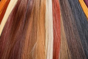 Real Hair Extensions Colors