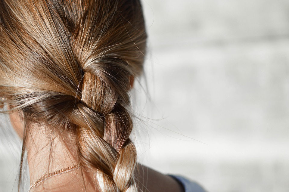 braid you hair for summer