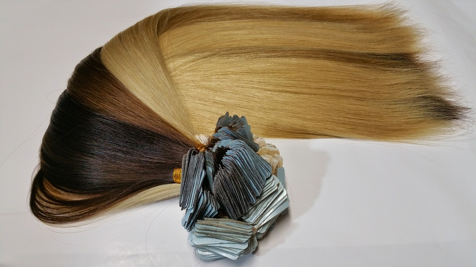 hair extensions to use with thin hair