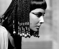 hair extensions in Egypt Cleopatra