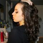 curly and brave hairstyle