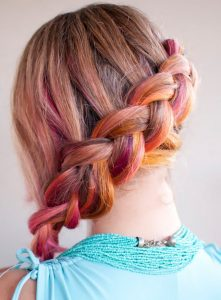 hunger games katniss hairstyle